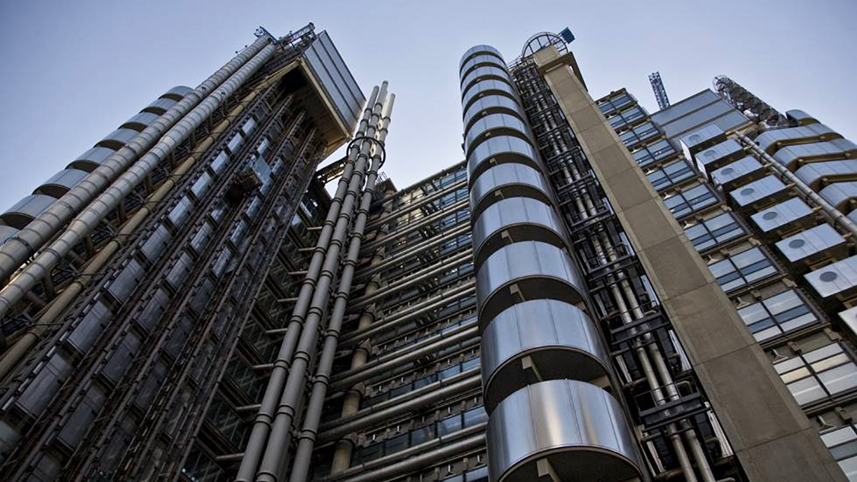 Lloyd's Building, 1 Lime Street, London