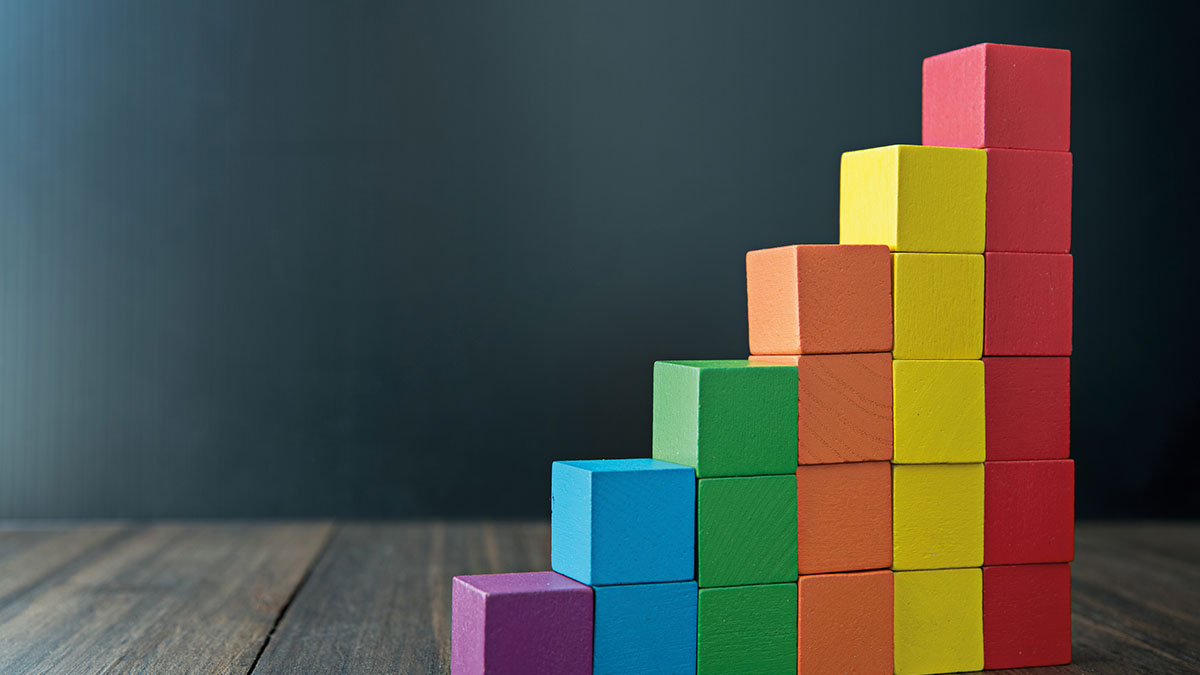 Building blocks (PowerUp/Shutterstock.com)