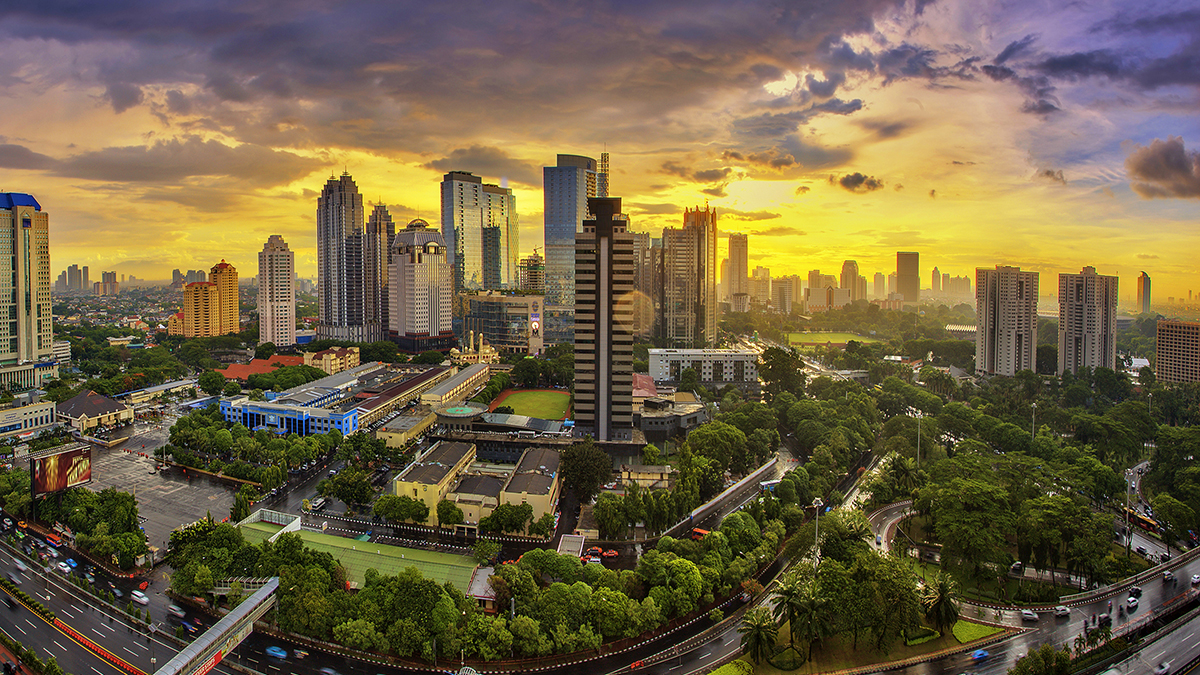 Jakarta, Indonesia (Andreas H/Shutterstock.com)