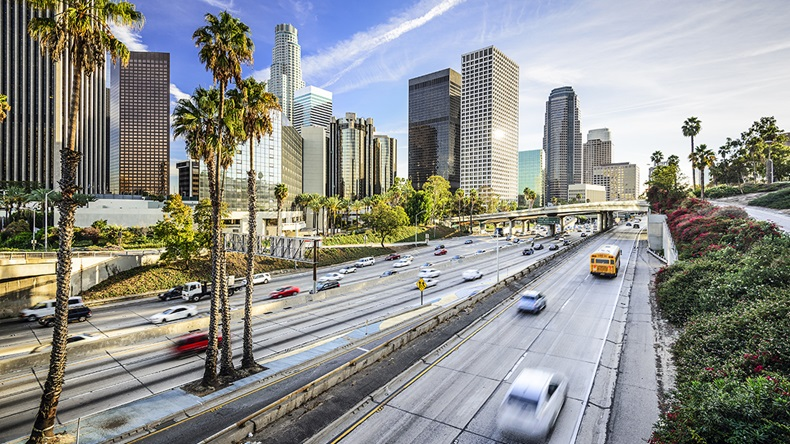 Los Angeles, California (ESB Professional/Shutterstock.com)
