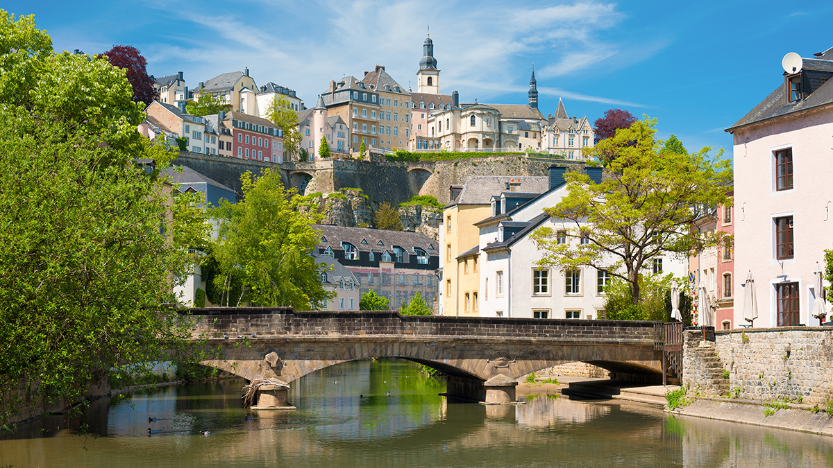 Luxembourg City, Luxembourg (SergiyN/Shutterstock.com)