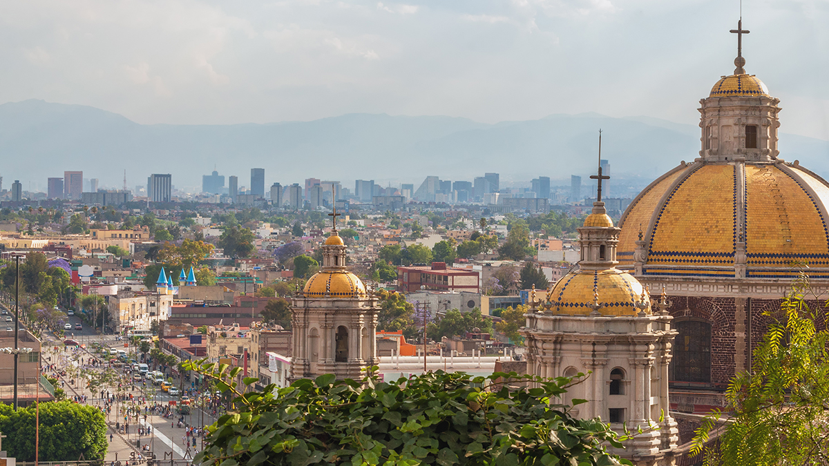 Mexico City, Jess Kraft/Shutterstock.com