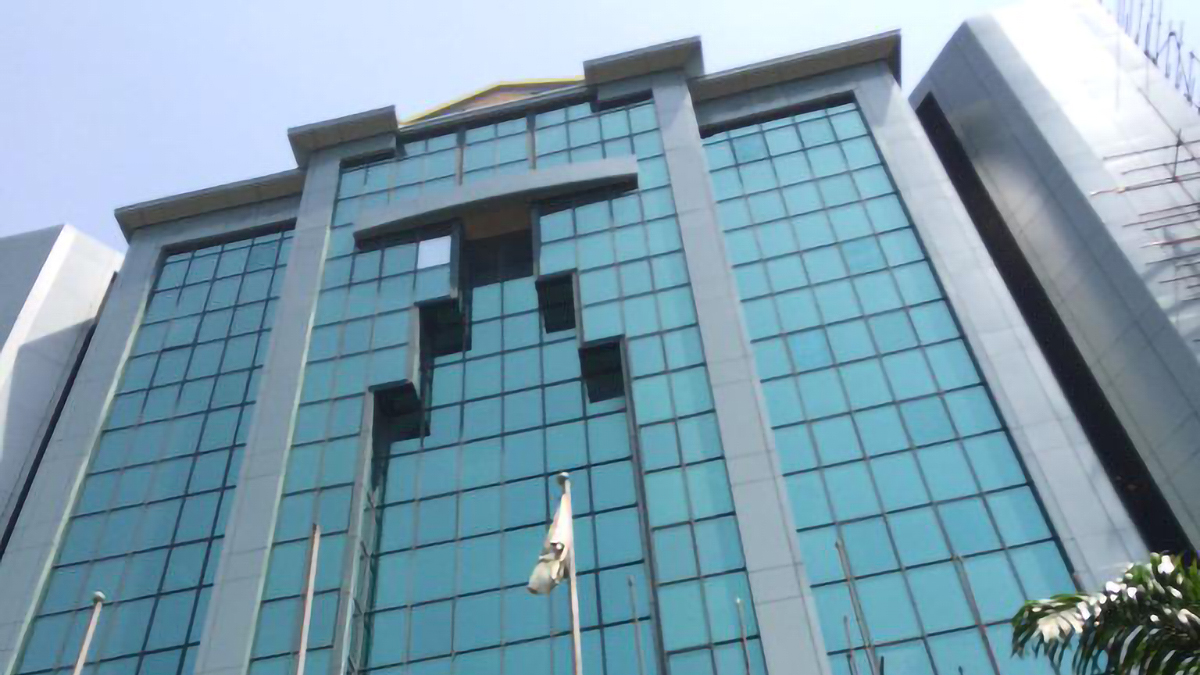 Africa Re head office, Lagos