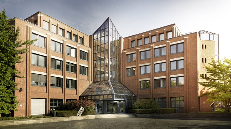 Hannover Re head office, Hannover