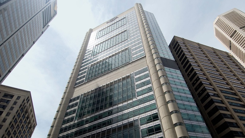 Insurance Australia Group head office, Sydney