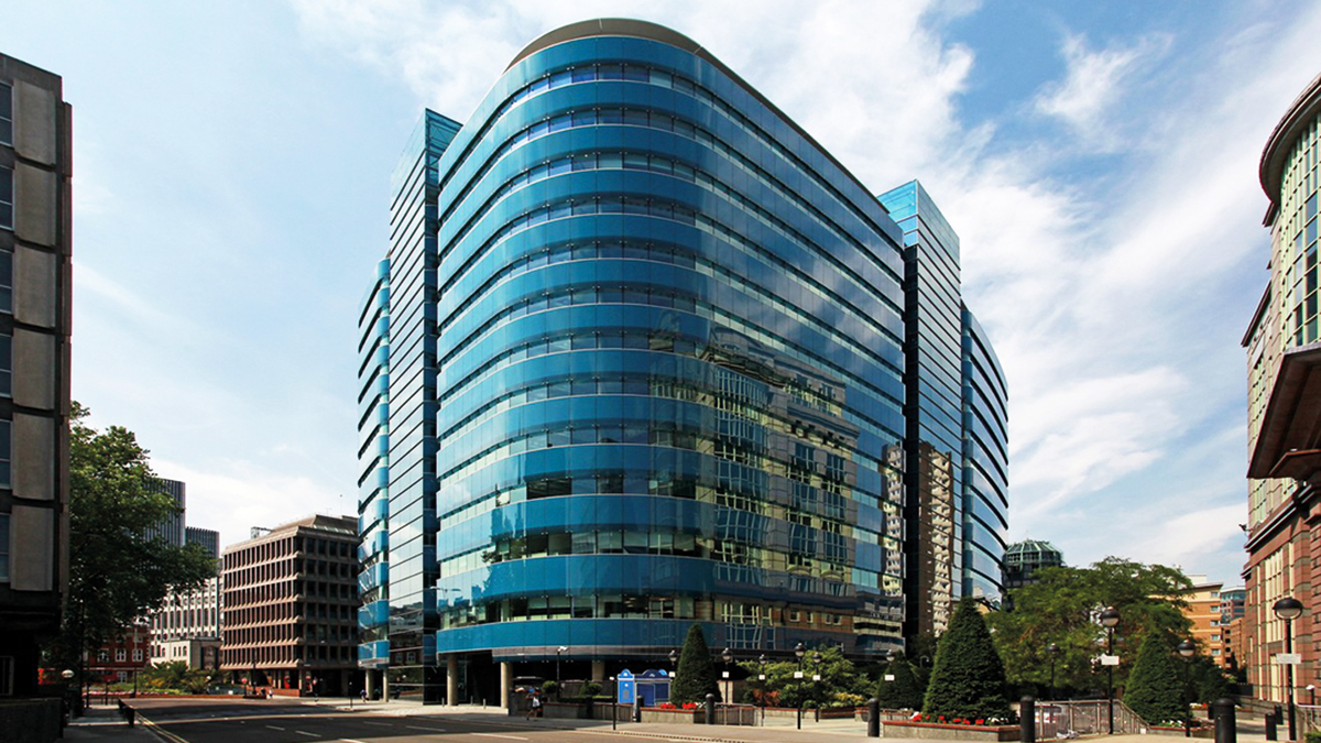 JLT head office, London