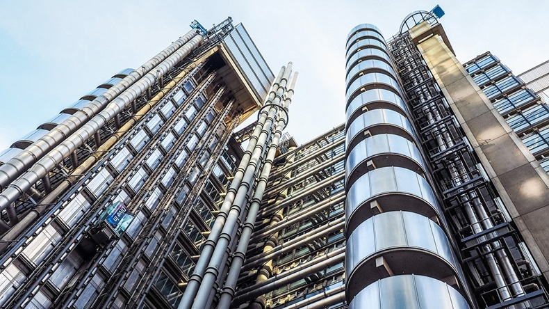 Lloyd's head office, London (Claudio Divizia/Shutterstock.com)