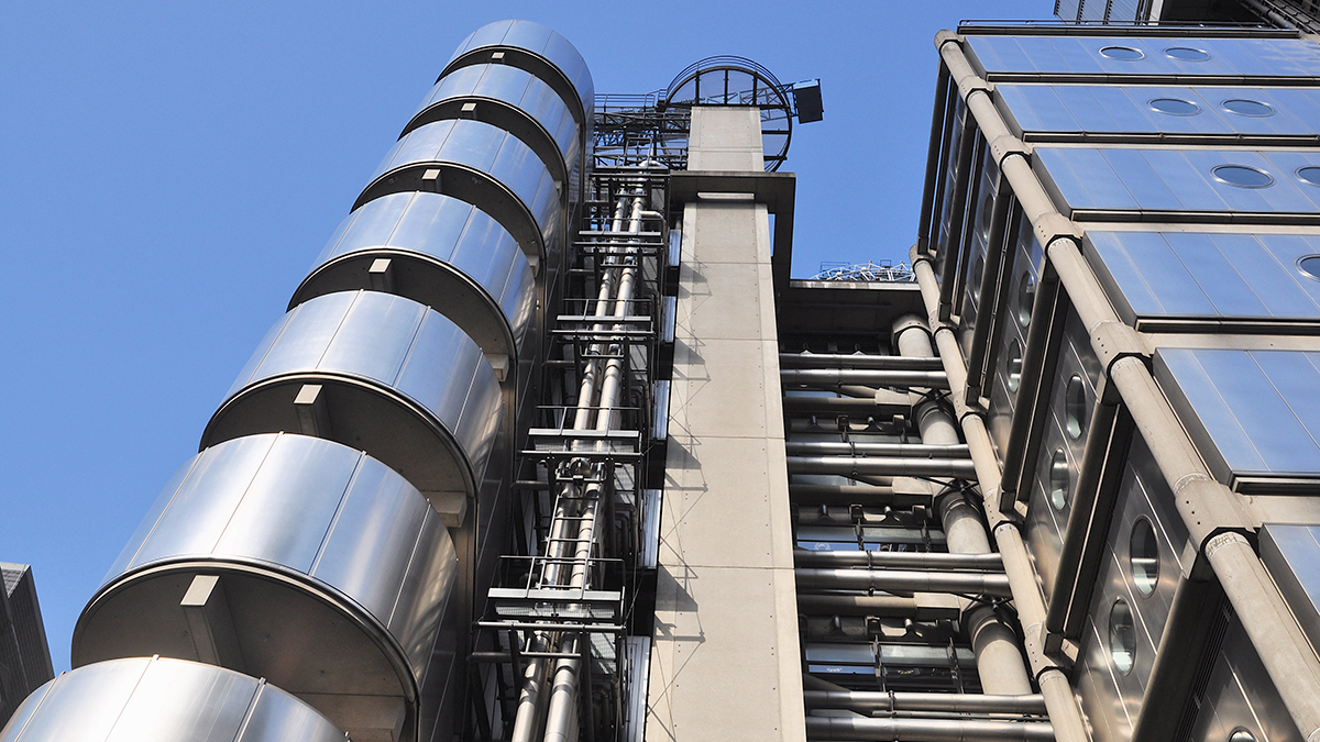 Lloyd's head office, London (Ron Ellis/Shutterstock.com)