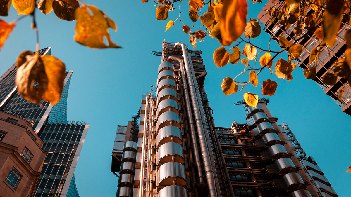 Lloyd's head office, London (Lenscap Photography/Shutterstock.com)