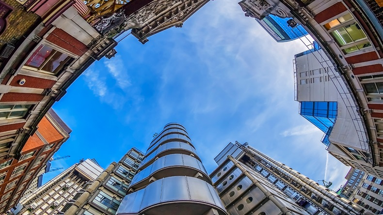 Lloyd's head office, London (Ioan Florin Cnejevici/Shutterstock.com)