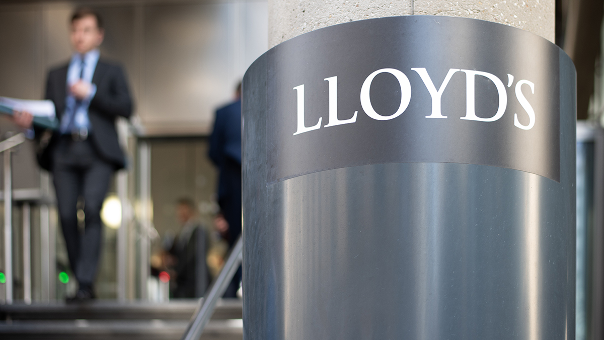 Lloyd's head office, London (Simon Vayro/Shutterstock.com)