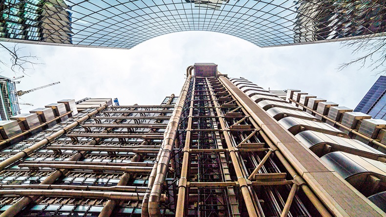 Lloyd's head office, London (Cedric Weber/Shutterstock.com)