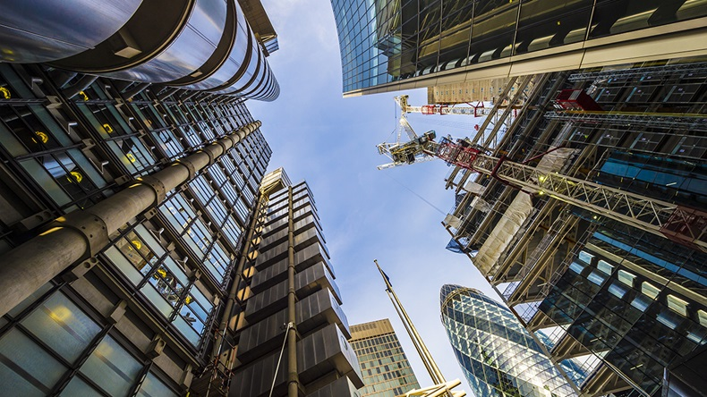 Lloyd's head office, London (lazyllama/Shutterstock.com)