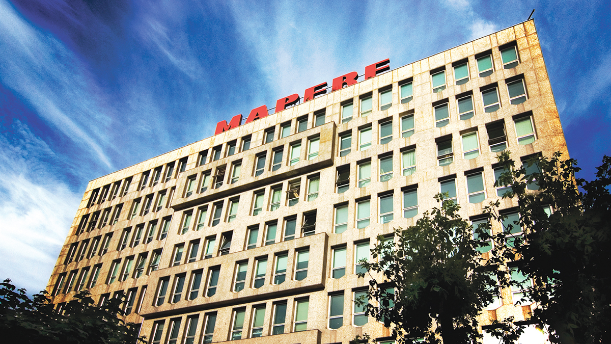 Mapfre office, Madrid