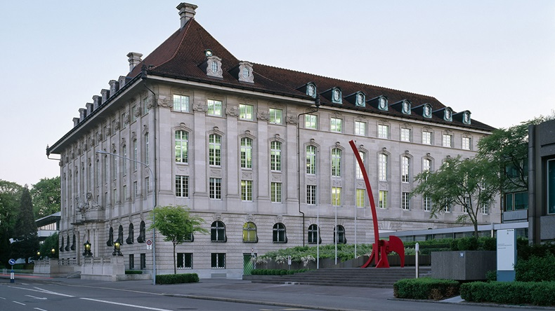 Swiss Re head office, Zurich
