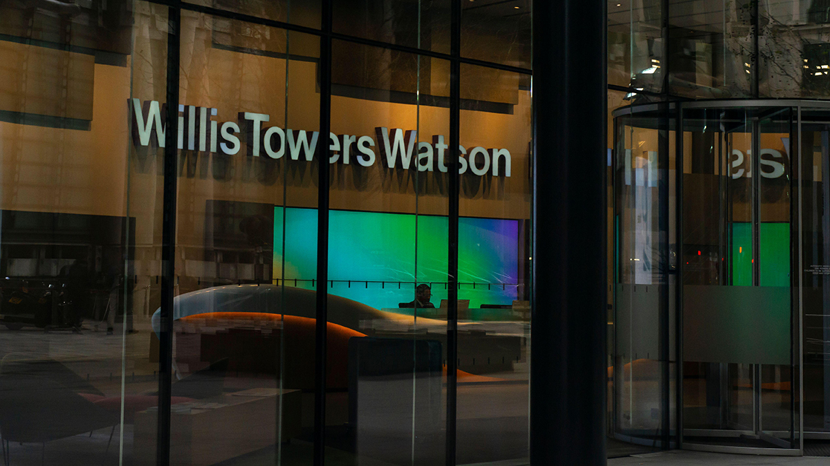 Willis Towers Watson head office, London (Renata Sedmakova/Shutterstock.com)