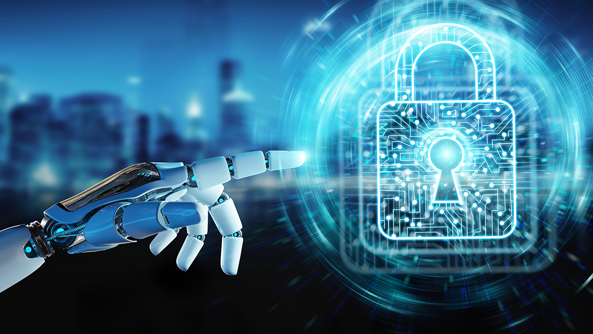 AI and cyber security (sdecoret/Shutterstock.com)