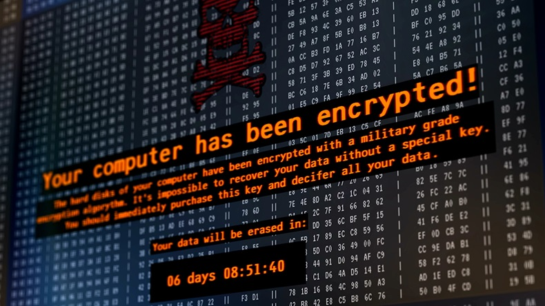 Ransomware (SynthEx/Shutterstock.com)