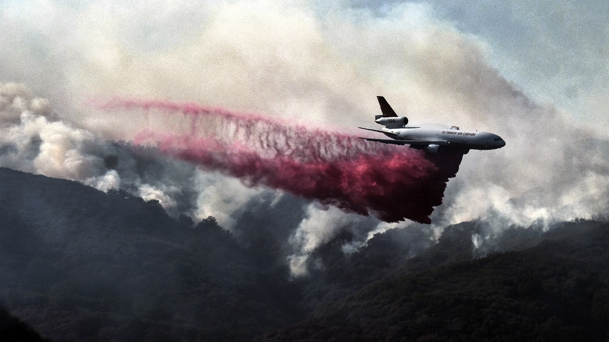 California November wildfire (2018) (Richard Vogel/AP)