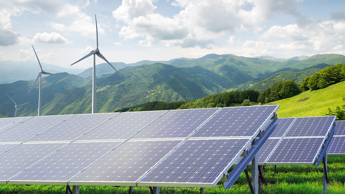 Renewable energy (geniusksy/Shutterstock.com)