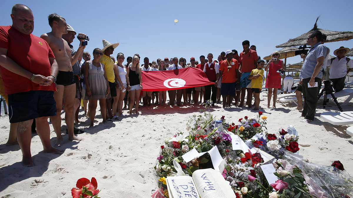 Tunisia beach attack (2015) (Abdeljalil Bounhar/AP)