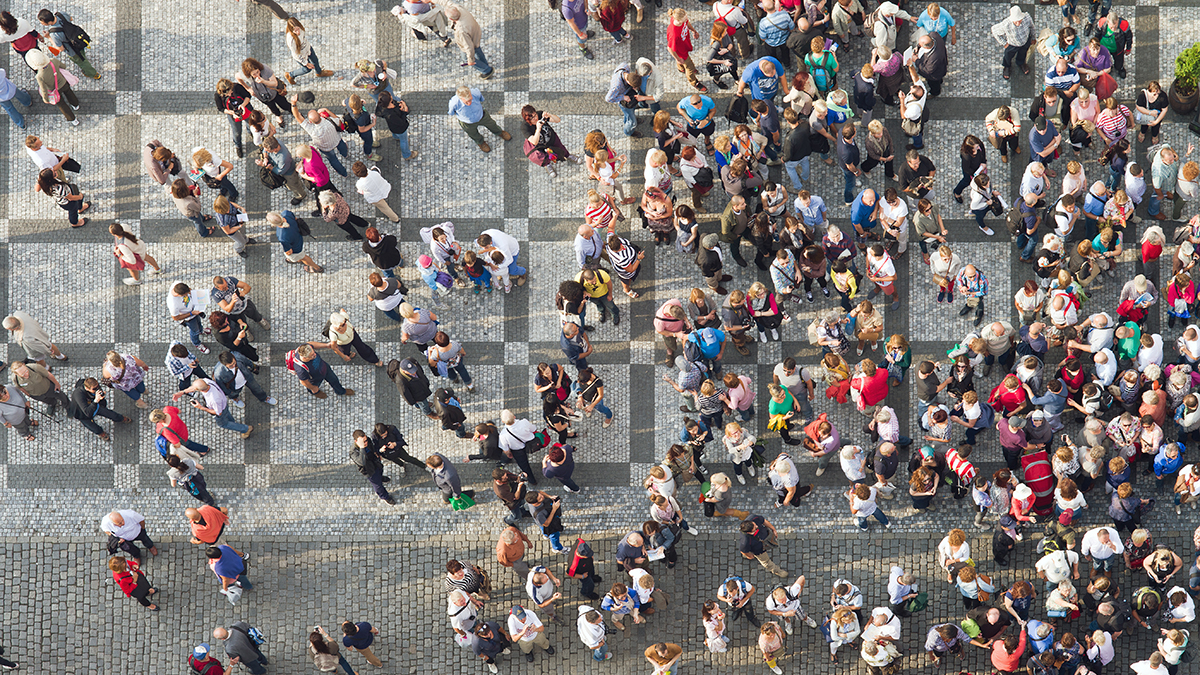Crowd of people (igorstevanovic/Shutterstock.com)