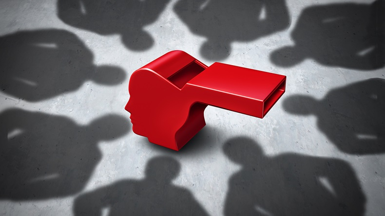Whistleblower (Lightspring/Shutterstock.com)