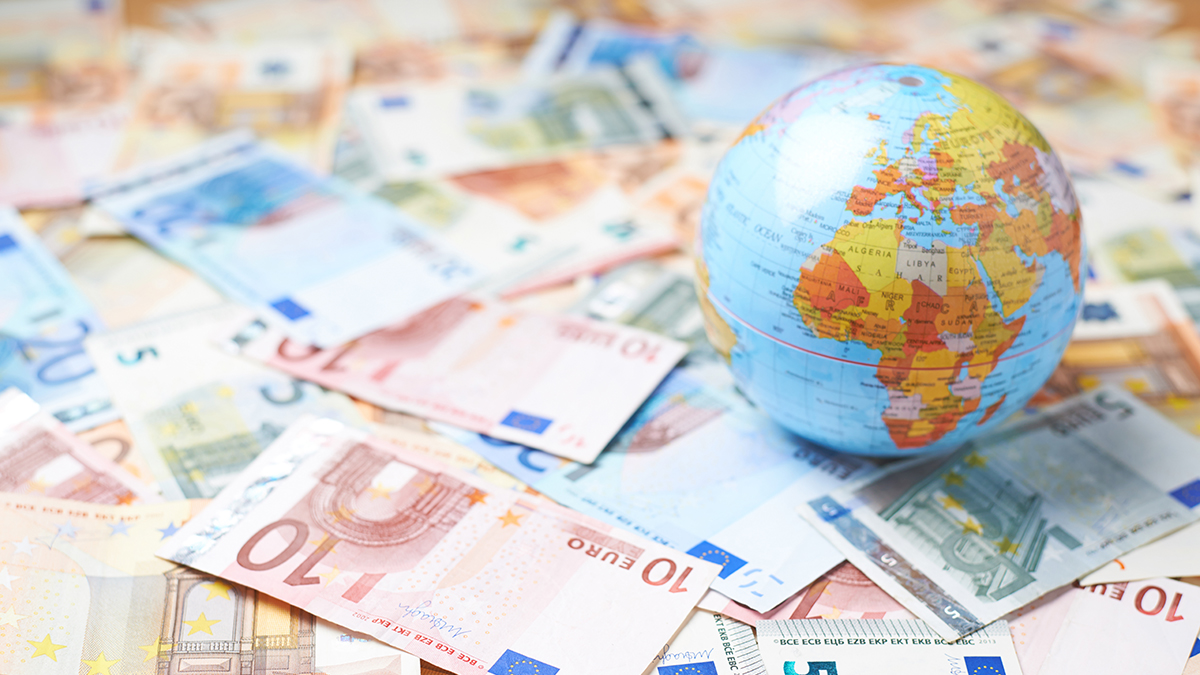 Global money (exopixel/Shutterstock.com)