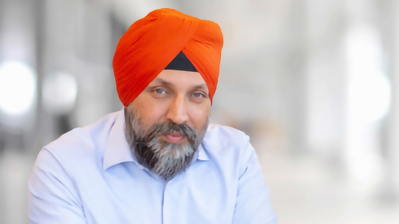 Talbir Bains, chief executive, Volante Global