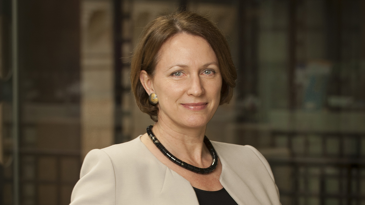 Inga Beale, chief executive, Lloyd's