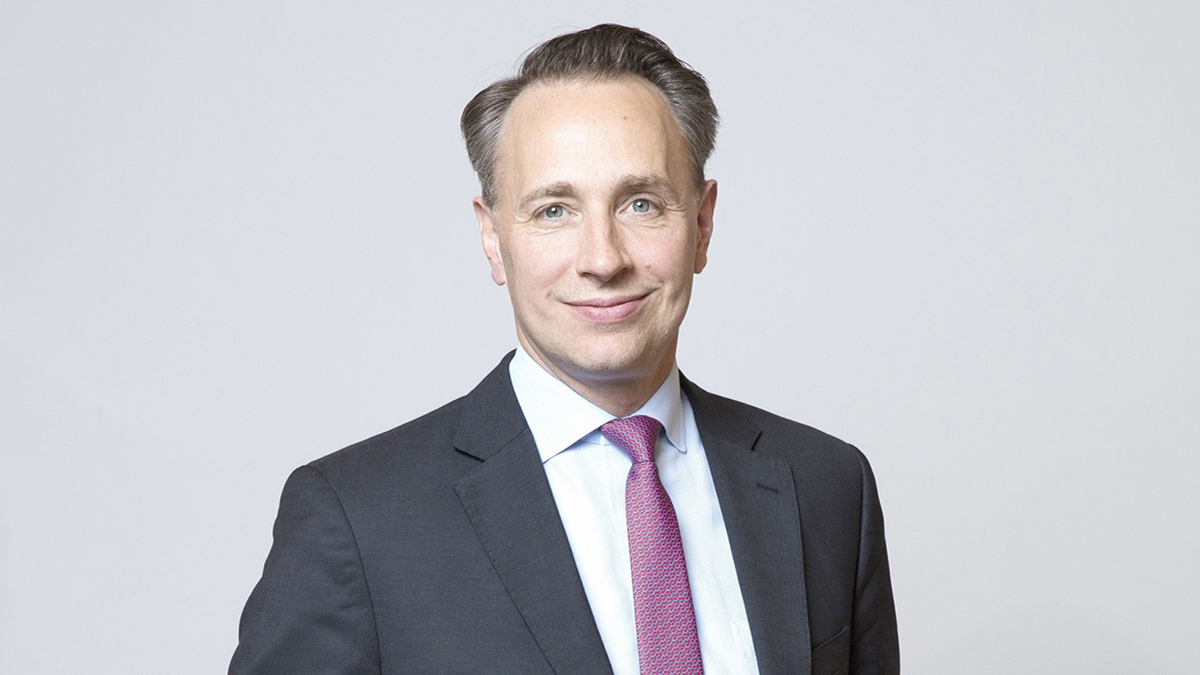 Thomas Buberl, chief executive, Axa