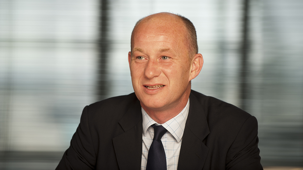 Mike Duffy, group chief underwriting officer, Canopius, and chief executive, Canopius Managing Agents
