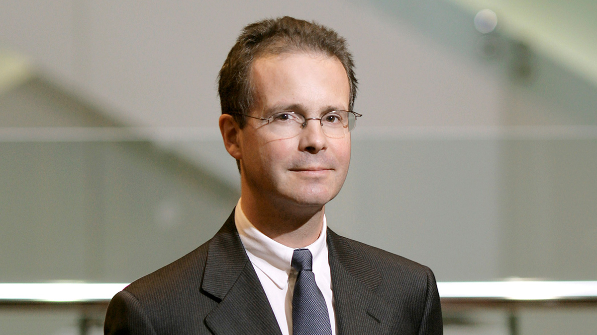 Gilles Erulin, chief executive, Pro Global