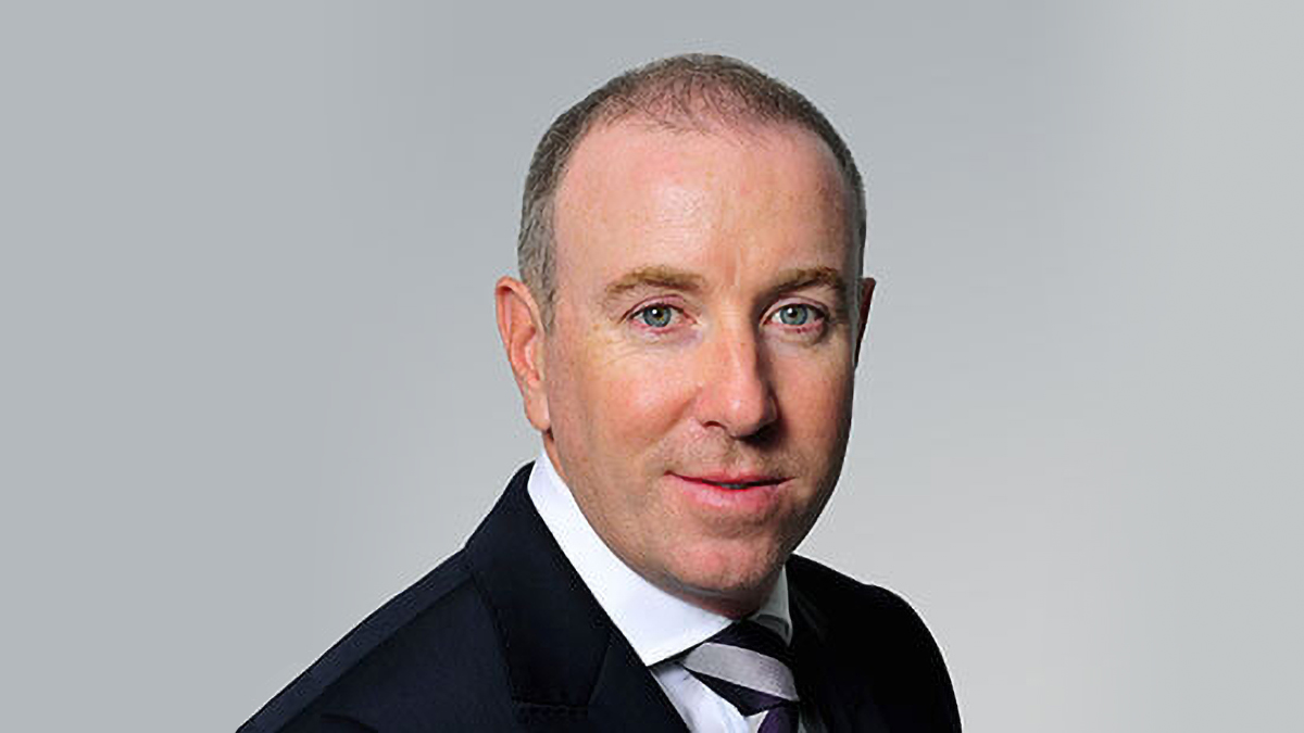 Christopher Gallagher, chief executive, commercial property/casualty, Sompo International