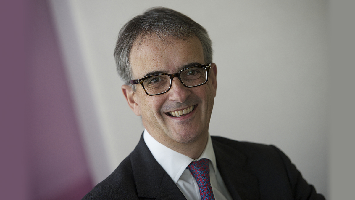 Neil Maidment, non-executive director, Lloyd's