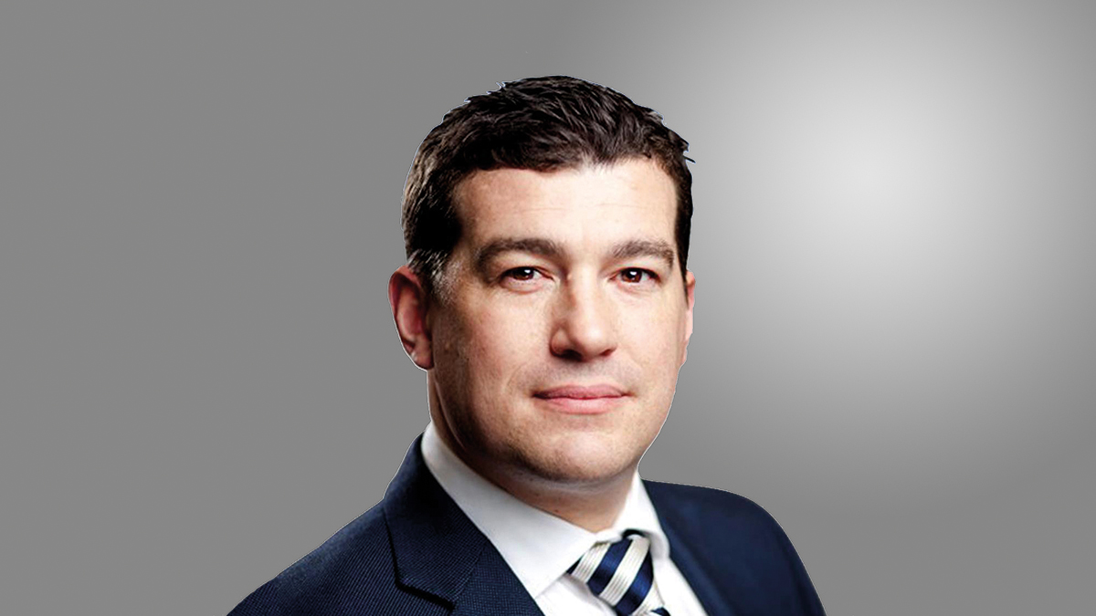 Simon Matson, UK chief executive, Gallagher