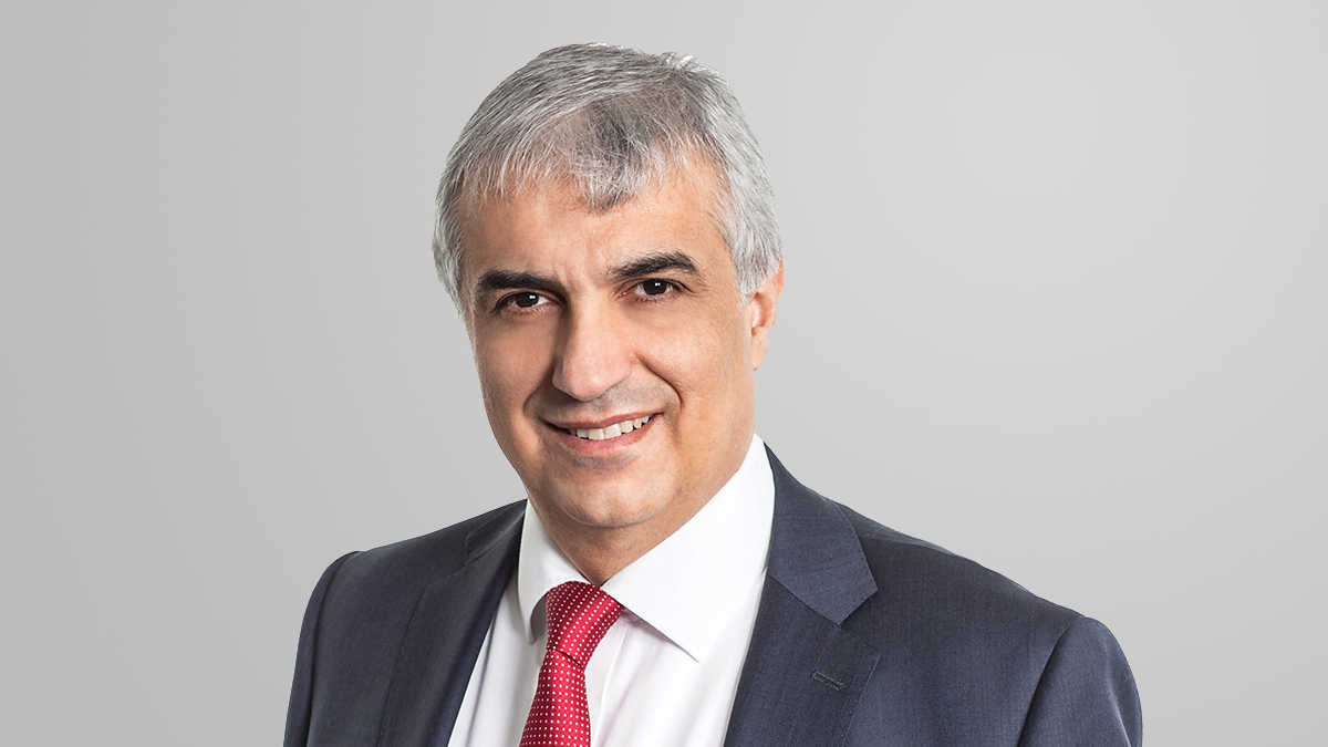 Costas Miranthis, non-executive director, Hiscox