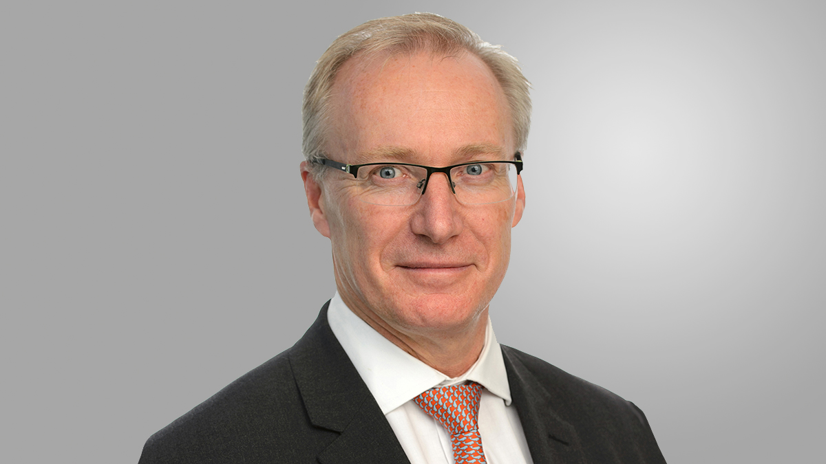 Des Potter, managing director, GC Securities