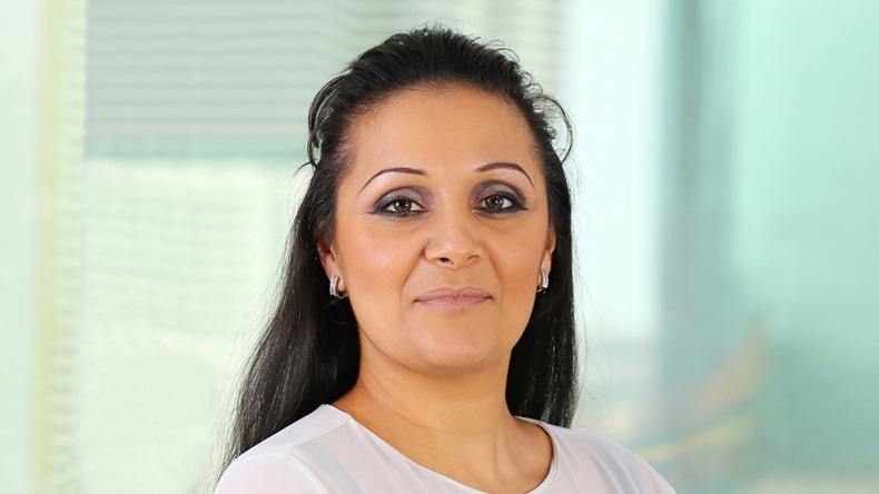 Shazia Aslam Rafique, regional product line manager, downstream energy, London, Europe and Dubai, Liberty Specialty Markets