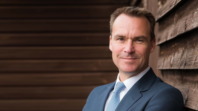 Julian Richardson, founder and chief executive, Parhelion Underwriting