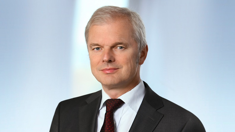 Ulrich Wallin, chief executive, Hannover Re