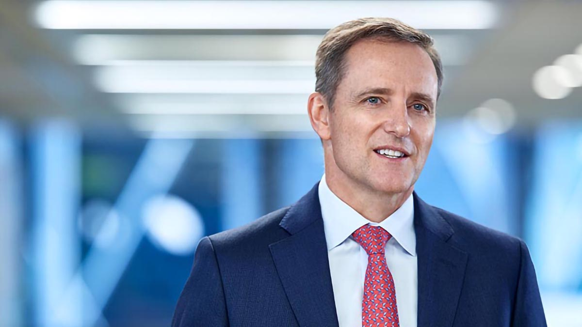 Mark Wilson, chief executive, Aviva