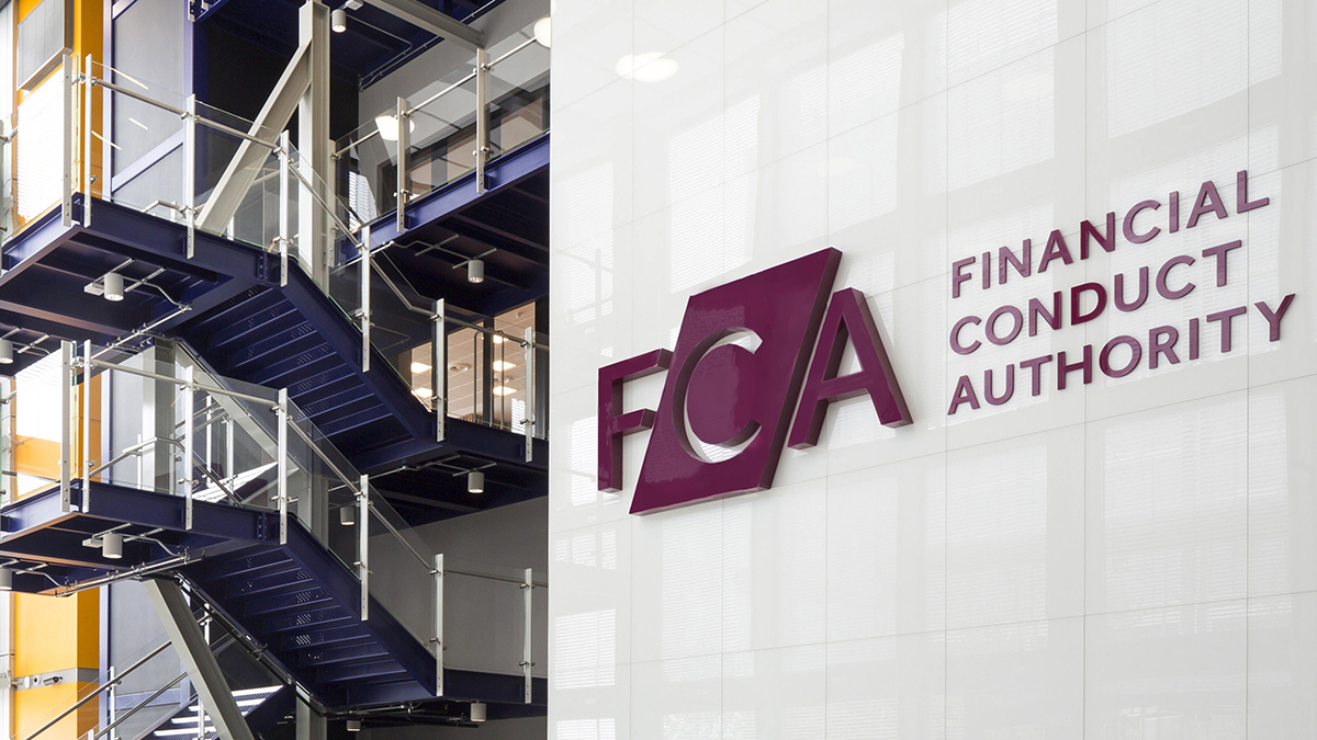 Financial Conduct Authority head office, London