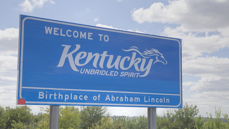 Kentucky (photo.ua/Shutterstock.com)