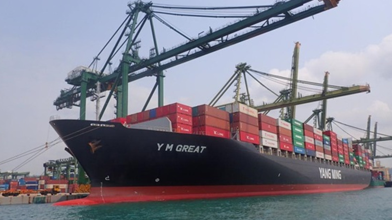 Diana Containerships sells MV Great post panamax