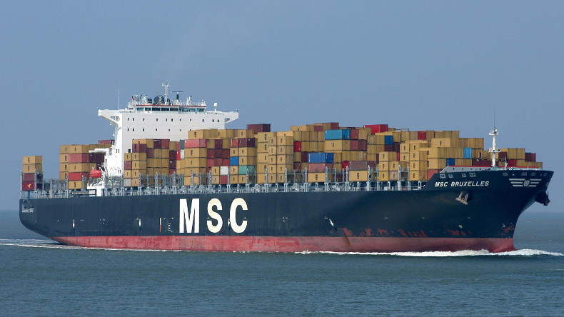 MSC Bruxelles renamed MSC Lara