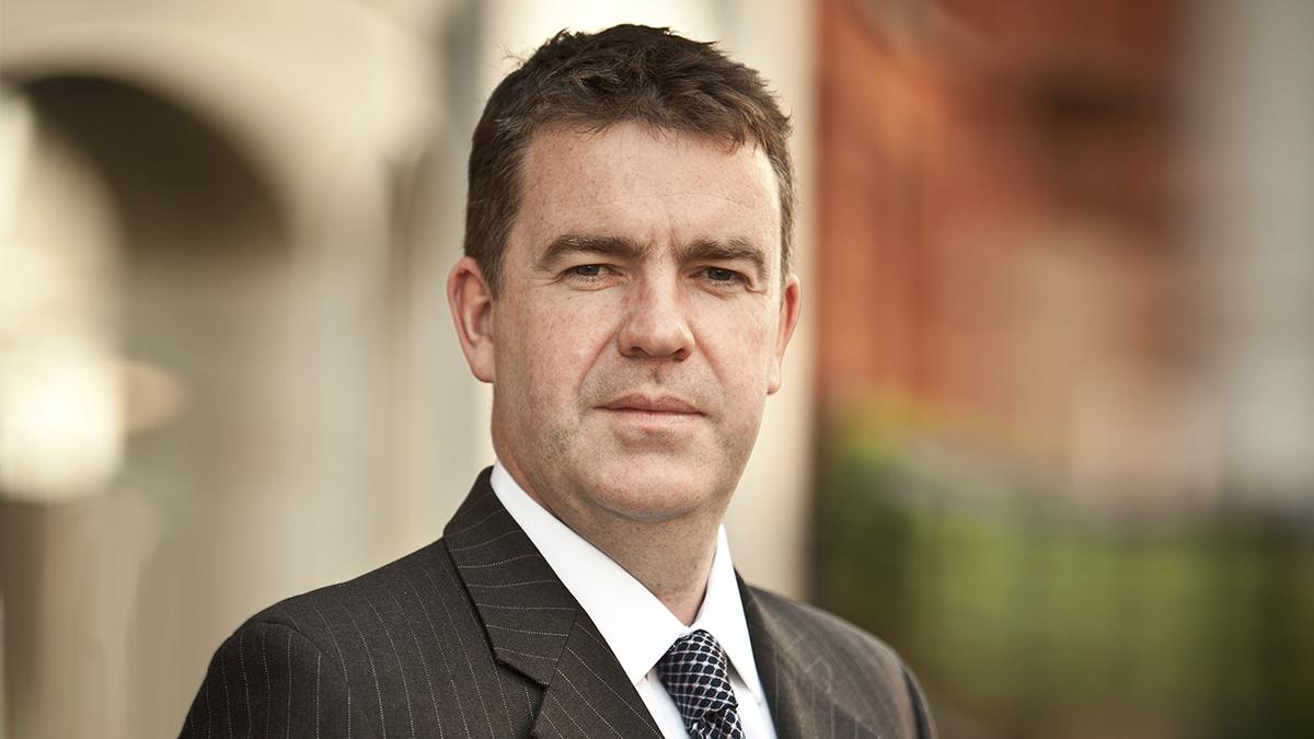 Brian Kirwan, chief executive, Allianz Global Corporate & Specialty